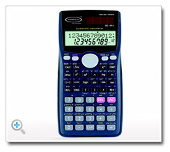 Products Calculator Open Type Calculator Jumbo Colour